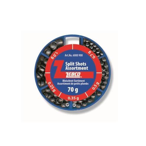 Knijplood assortimentdispenser 70 gram