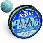 Zebco Topic OMX braid 250 meter